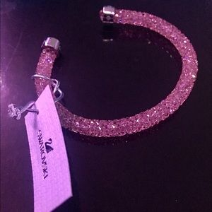 Swarovski Crystal Dust bangle