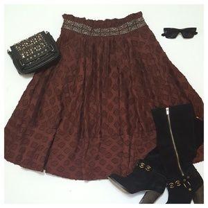 Diamond Cut Skirt by Maeve