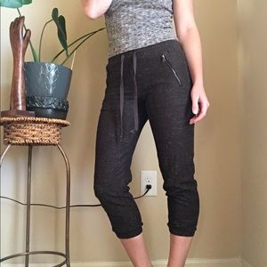Cloth and Stone Lounge Crop Pants