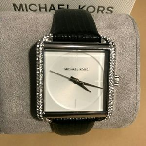 Michael Kors Women's Black Watch MK2583