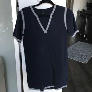 Jcrew Dress in Navy xs