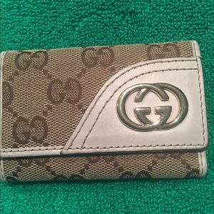Authentic Gucci Key