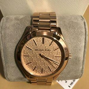 Michael Kors Women's Rose Gold Watch MK3336