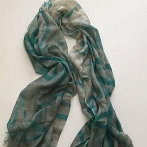 Silk scarf by Talbots