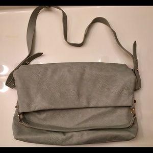 NEW BCBGENERATION Crossbody & Hobo Leather Bag