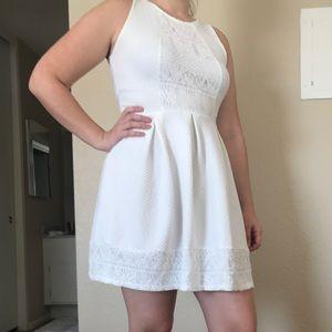 White Target Summer Dress, size Medium