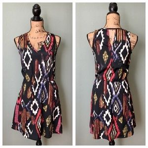 Collective Concepts size XS black red dress!