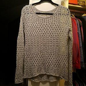 HOLLISTER GREY sweater small