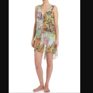 "Ted Baker ""Pretty Trees"" Cover Up"