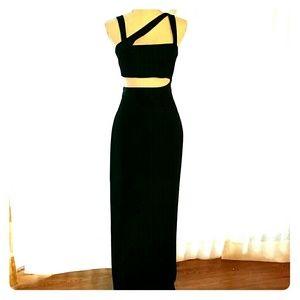 Black Formal/Prom Dress