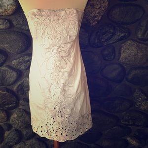 Stunning, one of a kind dress