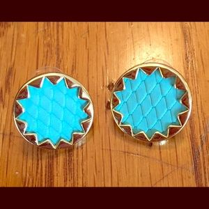 House of Harlow Starburst Earrings