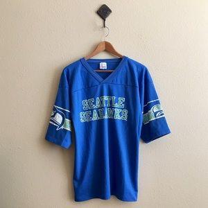 '80s / Seahawks Jersey Tee