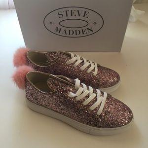 New Rare Steve Madden Bunny Shoes