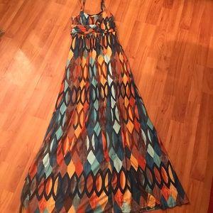 Anthropologie xxs petite dress