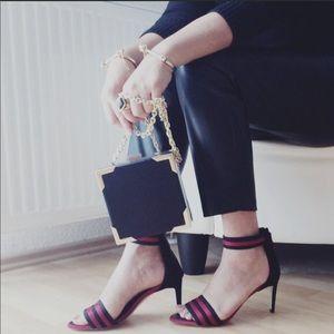 New Zara Ankle Heels