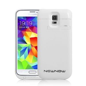 Galaxy S5 charging case excellent condition