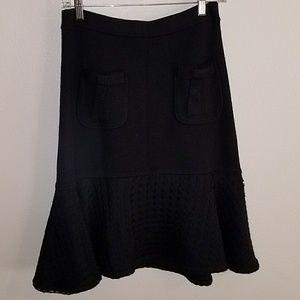 Dresses & Skirts - Alannah Hill(aus brand)Women's black sweater skirt