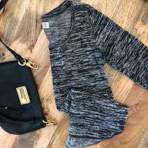 Hollister Lightweight Heather Sweater Size XS