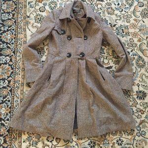 Ben Sherman Wool Blend Pea Coat