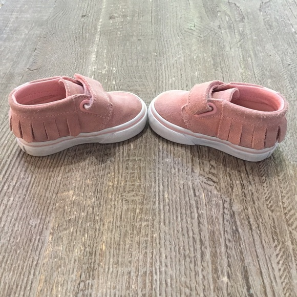 df627538e4 Vans TODDLERS SUEDE CHUKKA V MOC - size 4
