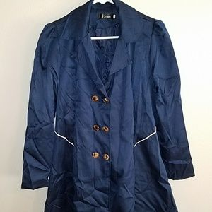 Jackets & Blazers - Navy jacket