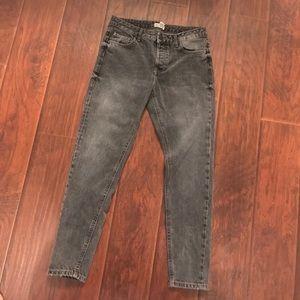 Forever 21 dark jeans