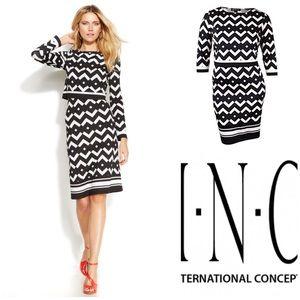 New w/ Tags International Concepts Tribal Dress