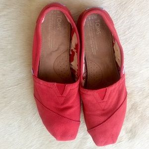 TOMS   Lightly Used, Super Cute!