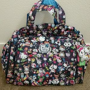 Ju Ju Bee Tokidoki x Hello Kitty Be Prepared Bag