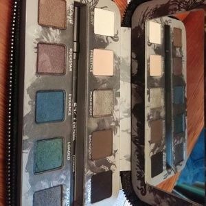 Urban Decay Smoked pallette