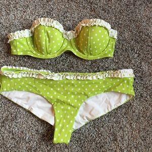 2piece swim wear