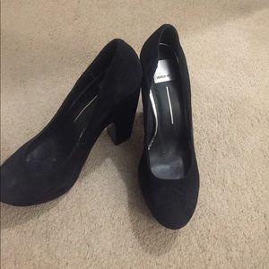 Black Dolce Vita Heels