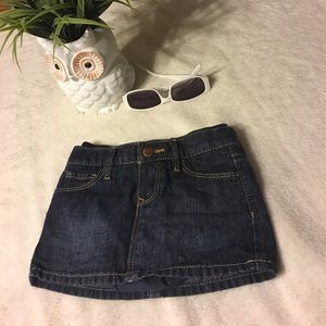Baby Gap Size 12-18 Month Mini Skirt