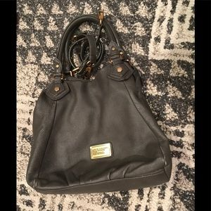 Large Marc by Marc Jacobs leather handbag