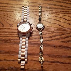 Citizen eco drive and aeropostale Bundles watches