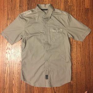 Sean John short sleeve dress shirt