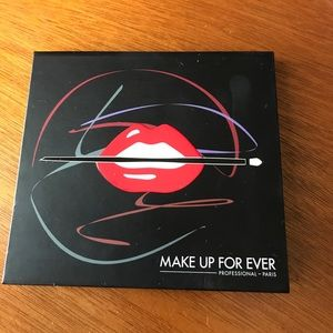 Make up forever eyeshadow palette