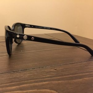 Polarized Tory Burch cat eye sunglasses