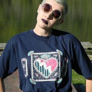 Super cute heart Shirt