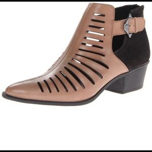 Circus Cut Out Ankle Boot(ie) by Sam Edelman