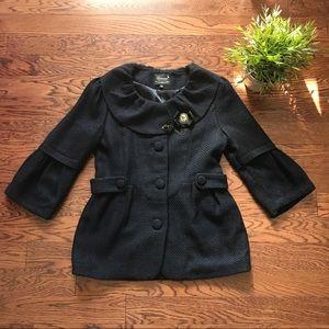 Touraine Black Coat