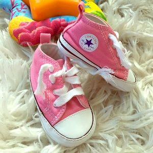 Converse high tops infant 3