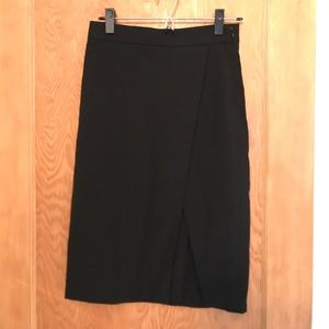 Gorgeous DKNY Pencil Skirt Wool Blend New w/tags