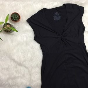 Patagonia Black Stretchy Dress