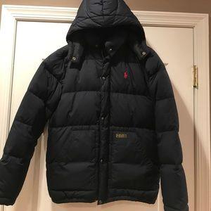 Polo Ralph Lauren Boys Dawn Puffer Jacket