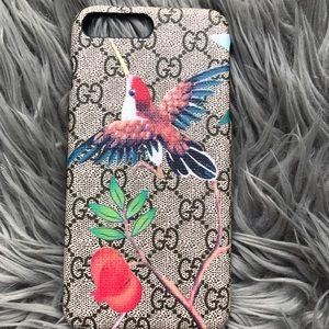 Beautiful iPhone 7 plus lovely bird Case