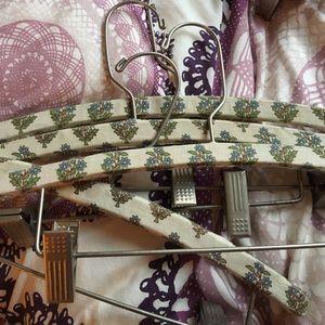 Free People set of hangers (4)