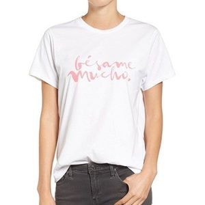 Sincerely Jules 'Bésame Mucho' Graphic Tee