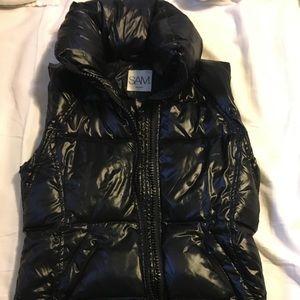 SAM New York puffer vest